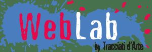 weblab tracciati d arte logo